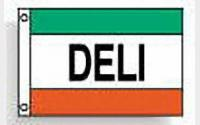 Deli (green white red)